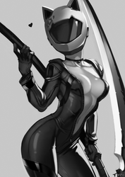 Celty Power by OptionalTypo