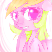 Are you in denial that I am one kawaii poni? by MarinaKirby