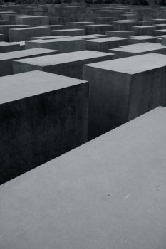 holocaust monument berlijn by timvdam