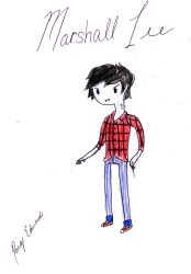 Marshall Lee by paigelovesanime
