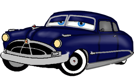 Doc Hudson- Coloring Page Fun by RMS-OLYMPIC