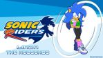 Sonic Riders - Linda The Hedgehog by Bakahog