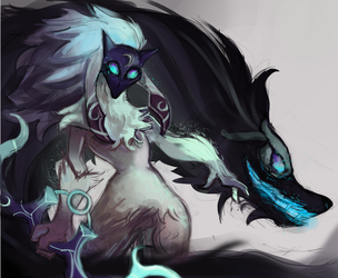 Kindred // by xLacie