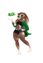 Allie by ChickWithDreads
