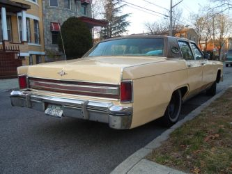 1976 Lincoln Continental IV by Brooklyn47