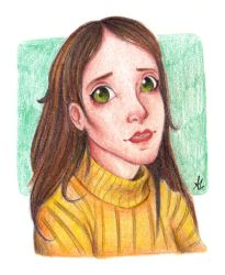 Coloured pencil #1 by Ashlambart
