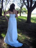 that white dress 6 by CRStock