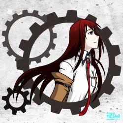 Steins Gate Makise Kurisu Colour by Mz340