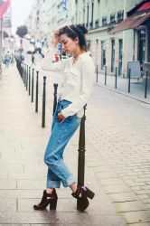 Blue jeans by LeelooPoulain