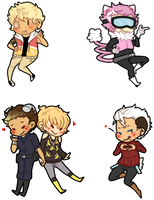 [PCH || Gift] Ewi Cheebs by banANNUmon