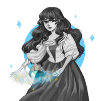 Commission - Odette by AntheiaVaulor