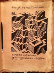 The Maze of Ways 2 by B01NK