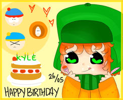 HappyBD KYLE by TweekPark