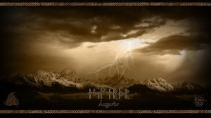 Asgard - Wallpaper by PlaysWithWolves