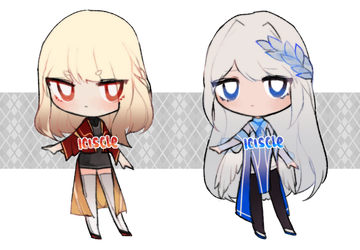 [CLOSED] Adoptable auction by Iciscle