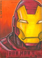Iron Man by DKHindelang