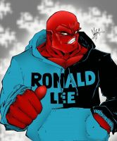 ronald lee by salo-art
