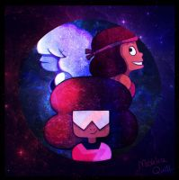 Garnet-I Am Made of Love by MokkaQuill