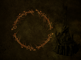Lord of the Rings Wallpaper by Wyld-stallyon
