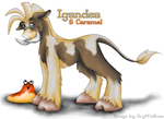 Igan and Caramel by RoseSagae