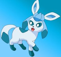 Glaceon by pokemon-1