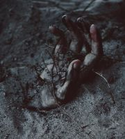 Burial place by NataliaDrepina