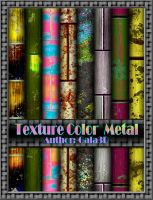 Texture Color  Metal by Gala3d