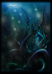 Leviathan by catandcrown