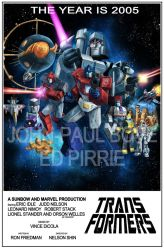Transformers: A New Hope by wordmongerer