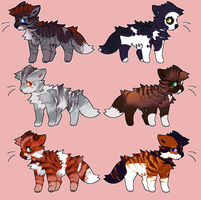 [ CLOSED  Adoptable sheet!! ] by LittlePidgie