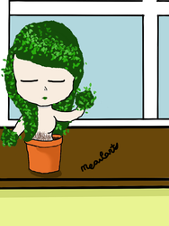 Plant by MrMeowpants
