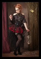 Steampunk Burlesque 6 by CynCaelyx