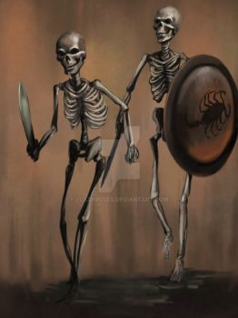 Skully Boys by JLazarusEB