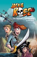 Jackie Rose: The Treasure of Captain Read - Cover by Josh-Ulrich