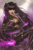 Tharja by r-trigger