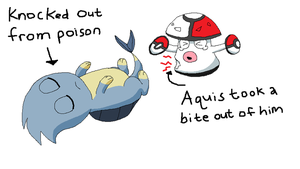 Amoonguss Are Deadly