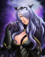 FA Camilla Fire Emblem Fate by tomme567