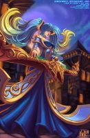 Sona LOL by KNKL