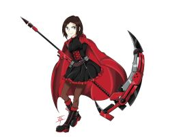 Test 1 - Ruby Rose by JohnyHo