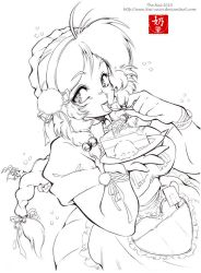 Cake queen by The-Nai