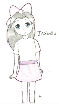 Isabella by Crayon-Dust