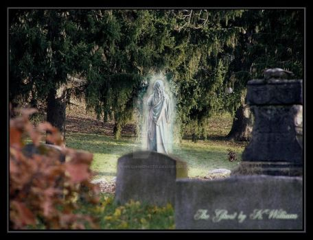 The Ghost by KWilliamsPhoto