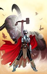 ThorCover1 by PaulRenaud