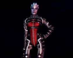 Mass Effect 3 - Liara Adept Preview by lsquall