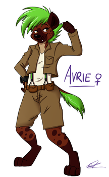 Avrie by Asp3ll