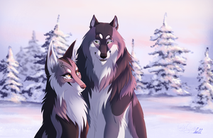 Alphas by hecatehell