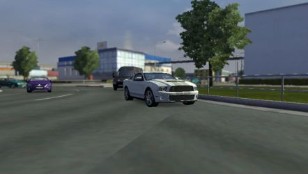 ETS2 - Ford Mustang Shelby GT500 by RJLightning68