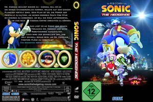 Sonic the Hedgehog Movie - DVD Cover by RealSonicSpeed