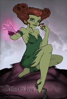 The Other Poison Ivy by Chronorin