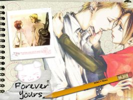 Nana: Forever Yours by morfachas